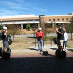 QC Visitor Center, S. Harrison St. - Segway Tour