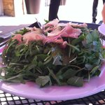 Arugula Salad (for two) .. YUM!