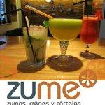 Zume Sucs i Coctels