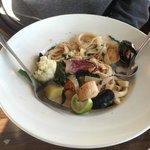 Delicious Seafood & Pasta