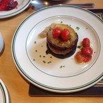 wonderful breakfast of black pudding