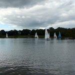 Sailing on the Tarn