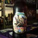 """The only bar/restaurant on the Gulf Coast to get """"Iron Maiden Beer!"""""""