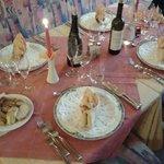 cena romantica del giovedì sera
