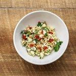 Salade d'orge & fines herbes - www.barbounya.com