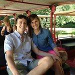 Riding the Salt Tram