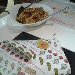 shawaarma and wok
