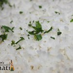 Our signature Basmati rice