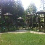 Giochi per bambini al Kurpark