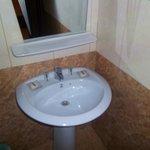 the bathroom 108
