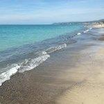 Rosignini white beach