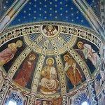 Basilica di S. Abbondio, Como, Italia. Apside