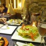 the minimalist salad