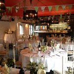 Decorate The Room to your own theme and enjoy our homemade Wedding Breakfast