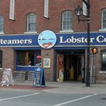 The Place for Live Lobsters and Great Seafood Chowder