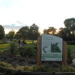 Elthorne Park within walkable distance