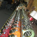 Longest candy counter in the world, Chutters, Littleton, NH
