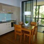 E20 standard room - living