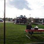 public lawn