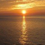 Pleasant Bay, Cape Breton Nova Scotia sunset!
