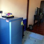 Room 210 Refrigerator