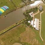 skydiving at Bird's paradise extreme resort