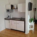 Room 110 ('Senior I') kitchen