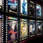Mall movie theater