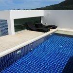 Der private Pool