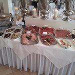 Le buffet à thème au petit déjeuner