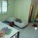 in room