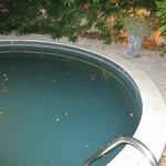 piscine privée accessible jour et nuit