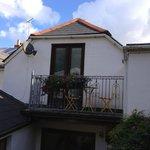 Breakwater House - Blue Room Balcony