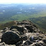 View in Baxter State Park - Lovely
