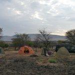 special campsite serengeti
