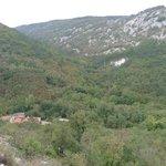 Горно-лесной пейзаж