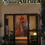 Hotel Aurora notturna