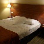 Le lit en chambre supérieure