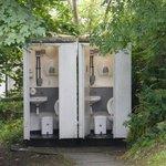 Wonderful toilet facilities ;-(