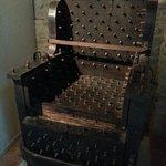 chaise de torture