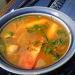sweet&sour chicken soup