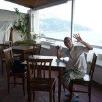 sala colazione e ristorante dell'hotel