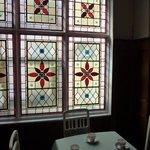 interior at The Francis Tea Rooms