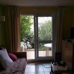 appartement Antigua séjour