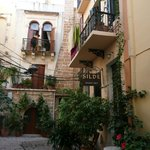 Balcony of apartment nr 2