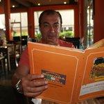 Choosing menu