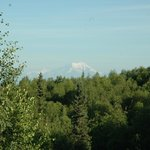View of Mt Mckinley