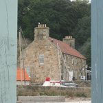 View of the Harbourmaster's House from seafront
