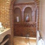 salle de bain chambre 6