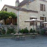 Le Cafe de Gavaudun